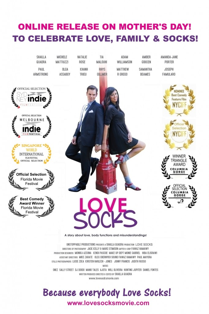 love socks movie by shailla quadra 2017