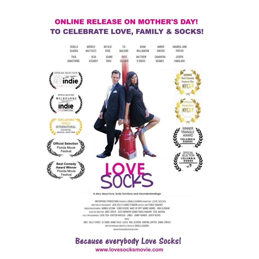 love socks movie by shailla quadra 2017 release