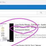 the real love socks movie full movie link f